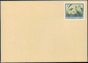 Austria, Postal Stationery, Flowers