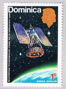 Dominica Space 1c - pickastamp (AP104007)