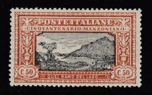 Italy, Sc 168, MHR