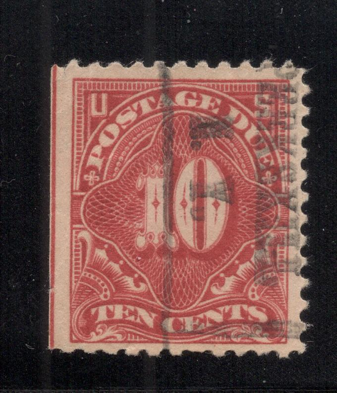 US# J65 - Perf. 11 (Unwatermarked) Postage Due - Used