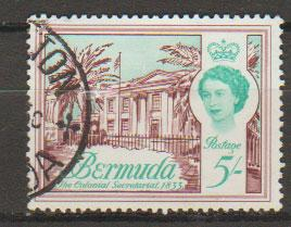 Bermuda SG 177  Very fine used