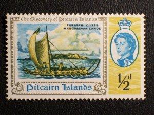Pitcairn Islands Scott #67 mnh