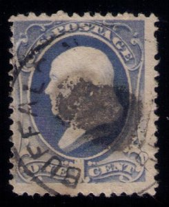 US Sc 145 Used Ultra Buffalo NY Cancellation F-VF