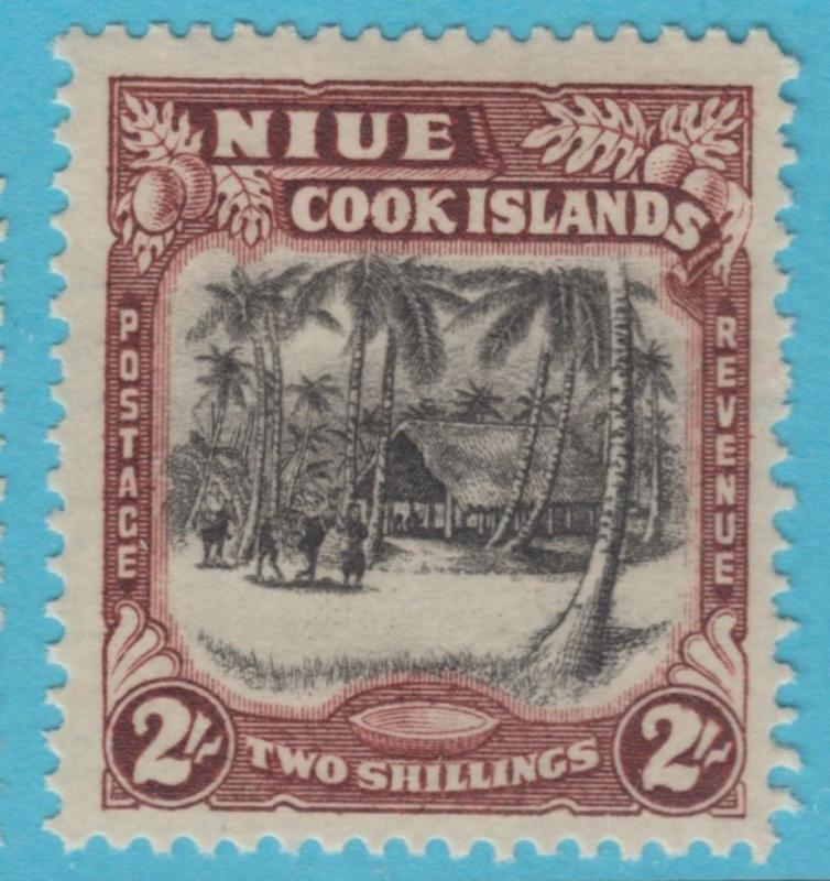 NIUE 74 MINT HINGED OG * NO FAULTS EXTRA FINE !