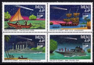 Palau 98a Halley's Comet MNH VF
