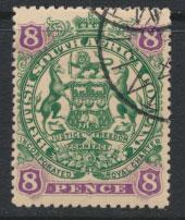 British South Africa Company / Rhodesia  SG 72   CTO Fine used