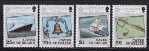 Cayes of Belize 10-13 Lloyds List Issue 1984