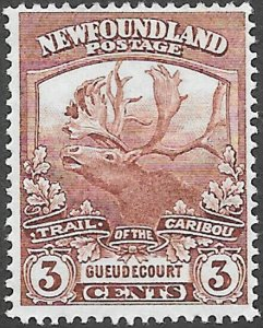 Newfoundland Scott Number 117b F H