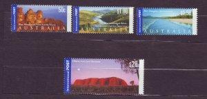 J23771 JLstamps 2001 australia better set mnh #1979-82 view
