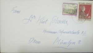 O) 1990 AUSTRIA, MONASTERY OF MEHRERAU-ARCHITECTURE 1854 - SCOTT A679A 1S - RICH