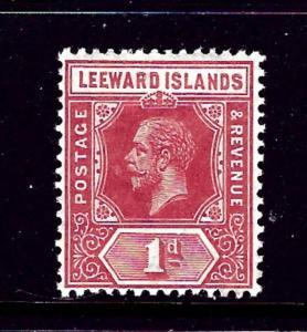 Leeward Is 48 MH 1912 issue