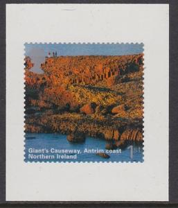 2199 Northern Ireland Scenery Booklet Single MNH