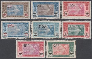 Ivory Coast 84-91 MLH / MH CV $49.85