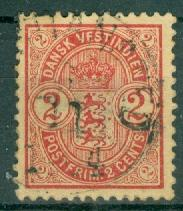 Danish West Indies - 29 Used