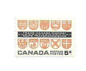 Canada 1962 - MNH - Scott #400 *