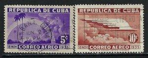 CUBA C22-C23 VFU S784