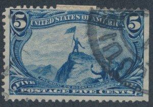 USA Sc#288 Used