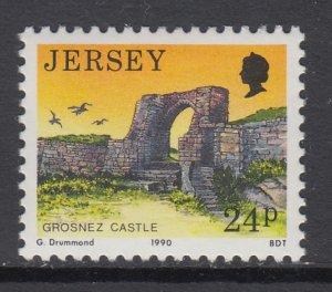 Jersey 497 MNH VF
