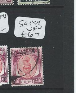 MALAYA  PERAK (PP2308B) 40C  SG 144  VFU