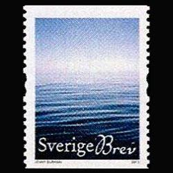 SWEDEN 2013 - Scott# 2699 Water Set of 1 NH