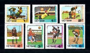 [94857] Vietnam 1985 World Cup Football Soccer Mexico 86  MNH