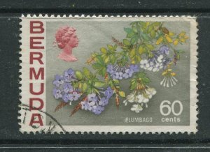 STAMP STATION PERTH Bermuda #269 Definitive Flower Issue Used CV$4.00