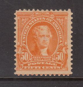 USA #310 NH Mint