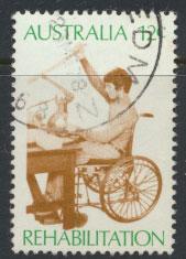 Australia SG 514 - Used