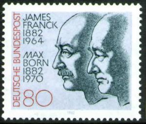 Germany Scott 1381  MNH** 1982 stamp