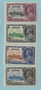 Gibraltar 100-103 Set. MH