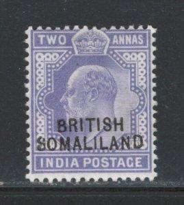 Somaliland 1903 Overprint 2a Scott # 23 MH