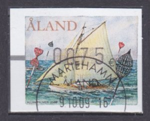 2009 Aland A20used Ships with sails