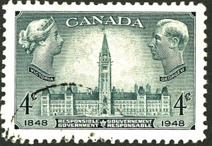CANADA #271 USED