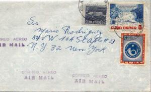 Cuba 1c Proposed Communications Building Postal Tax, 4c Philatelic Club of Cu...