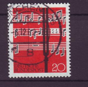 J8361 JLs stamps 1962 germany used set1 #849