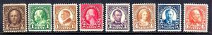 U.S. 551-568 FVF Mint/MNH READ 0406)