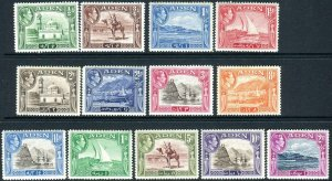 ADEN-1939-48 An unmounted mint set to 10r Sg 16-27