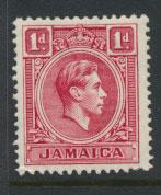 Jamaica  SG 122  - Mint Hinged -   see scan and details
