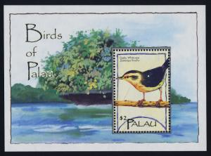 Palau 792 MNH Birds, Dusky White-eye