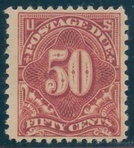 US Scott #J67b Mint, FVF, NH