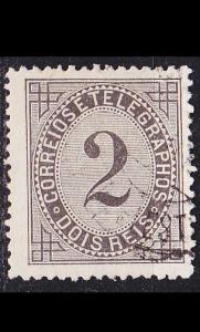 PORTUGAL [1884] MiNr 0059 B ( O/used )