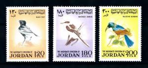[91652] Jordan 1970 Birds Vögel Oiseaux  MNH