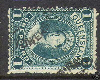 Queensland #78 Used