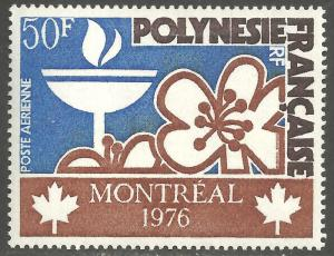 FRENCH POLYNESIA SCOTT C136