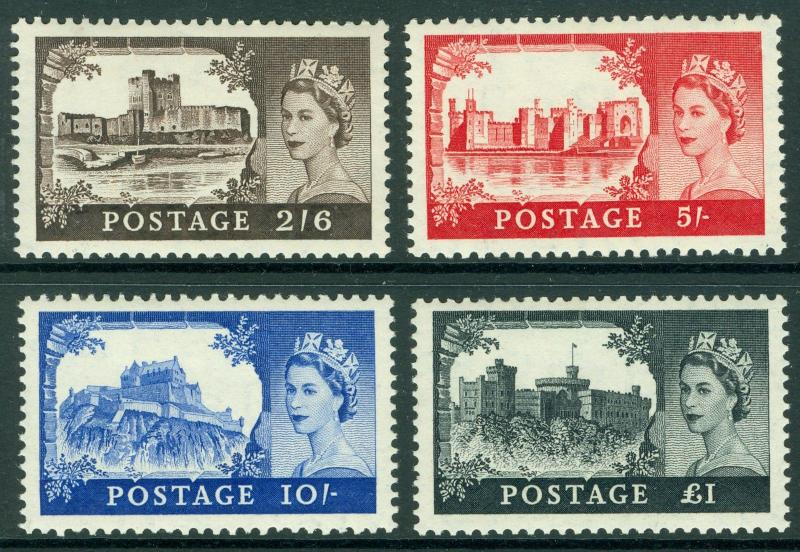 SG536-539, COMPLETE SET, NH MINT. Cat £225. WATERLOW