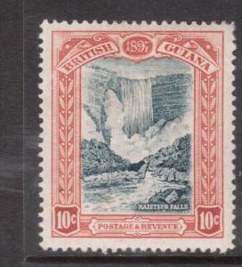 British Guiana #155 Very Fine Mint Original Gum Hinged