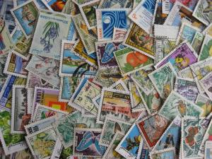 Lebanon interesting mixture (duplication,mixed condition) of 100 lots of commems