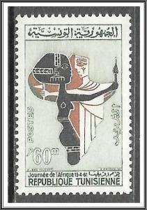 Tunisia #393 Freedom Day MNH