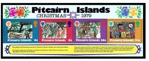 Pitcairn Is 191a MNH 1979 Christmas S/S      (KA)