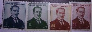 Turkey 1968 Ataturk turkish Leader Scott s price is $ 10.69